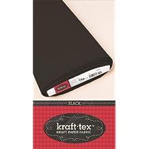Kraft-Tex Bolt 19-Inch X 10 Yards, Black