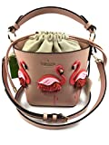 Kate Spade New York Flamingo Bucket Bag