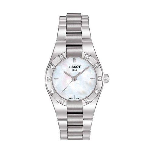 Tissot Glam'Sport T0430106111100- Orologio da donna