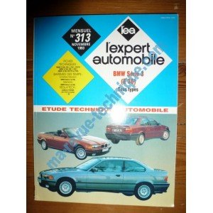 Descargar Libro REVUE TECHNIQUE EXPERT AUTOMOBILE BMW SERIE 3 E36 TT de Unknown