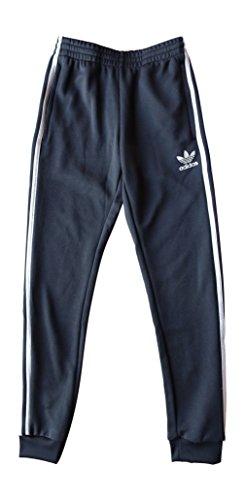 adidas -  Pantaloni sportivi  - Uomo black silver AZ9395
