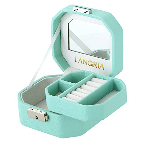 langria-embossed-faux-leather-jewelry-box-octagonal-shape-with-built-in-mirror-lockable-compact-size