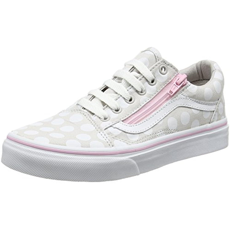 Vans UY Old Skool Zip, Zapatillas para Niñas -