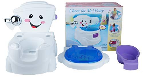 Toilette per bambini, music boy seggiolino per bambini orinatoio portatile per bimbi, vasino per bambini, Avere musica Toilette per bambini con vasino per bambini