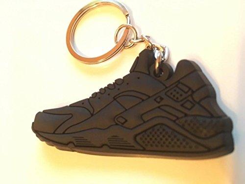 Preisvergleich Produktbild Nike Huarache Sneaker Schlüsselanhänger Keychain Schwarz OG