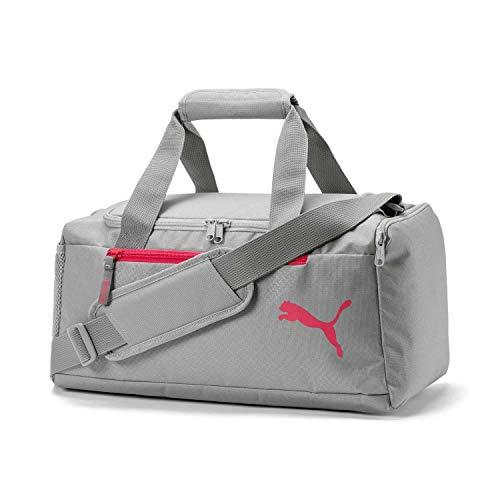 PUMA Unisex- Erwachsene Fundamentals Sports Bag XS Sporttasche, Limestone, OSFA