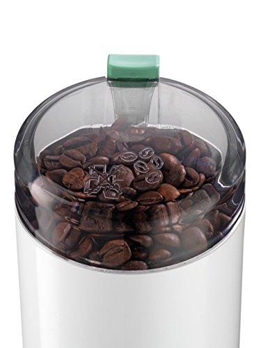 Bosch MKM6000 Schlagmesser-Kaffeemühle (180 Watt), weiß