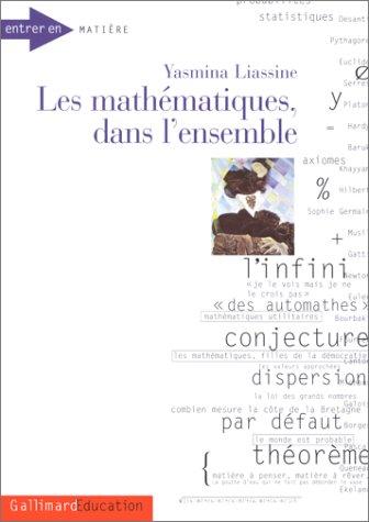 Les mathématiques dans l'ensemble