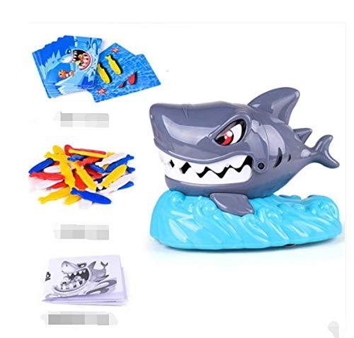 Challenge Bite Fingers Hai Diebstahl Kleiner Fische Ganzes Puzzle Kids Festival Adult Kreatives Dekompressionsspielzeug ()
