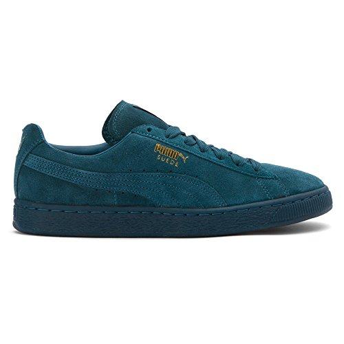 Puma Herren Suede Classic + Mono Iced Schuhe Blue