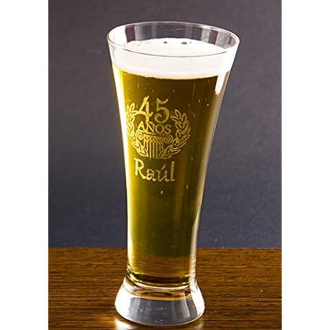 Copa alemana de cerveza personalizada