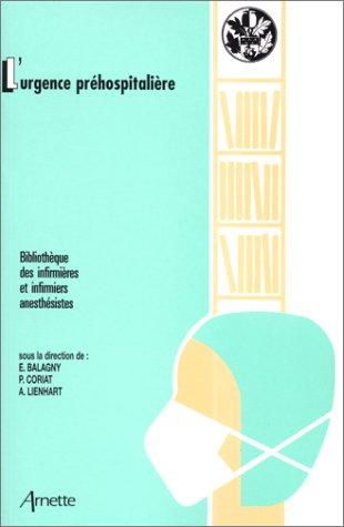 L'urgence préhospitalière par Balagny