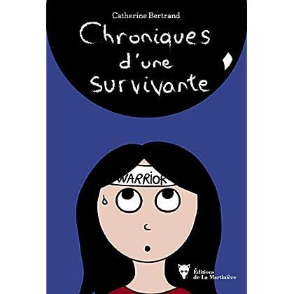 Chroniques d'une survivante - Carnet dessiné