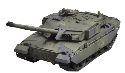 Easy model 35107 - modellino di carro armato challanger i, bosnia 1996, in scala 1:72