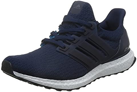 adidas Ultraboost, Chaussures de Running Homme, Bleu (Collegiate Navy/Night Navy), 44 2/3 EU