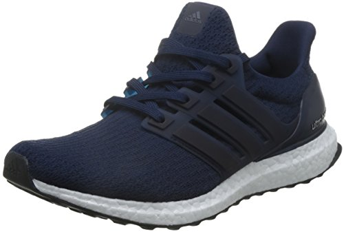 adidas Ultraboost, Chaussures de Running Homme Bleu (Collegiate Navy/night Navy)