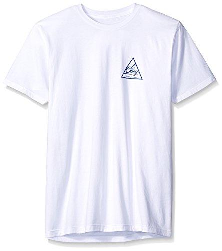 OBEY Herren T-Shirt Weiß weiß Large