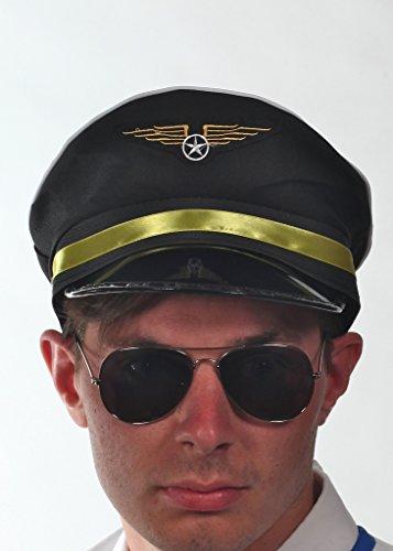 Aviation-Hut/Party-Hut/Party-Hut in der Zivilluftfahrt (Captian Hat)