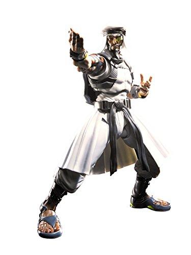 Rashid Figura 15 Cm Street Fighter V SH Figuarts 1