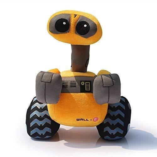 Disney Peluche 27cm Originale Wall-e Walle Robot Eve Gioco Pixar