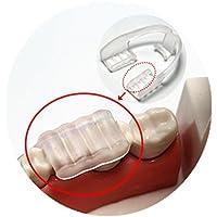Schlafhilfe Mundschutz, Stop-Schnarch, hilft bei Zähneknirschen und Schlafapnoe, beugt Schnarchen vor von Upxiang... preisvergleich bei billige-tabletten.eu