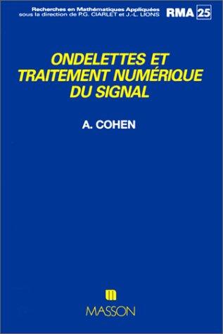 Ondelettes et traitement numérique du signal