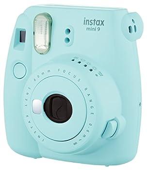 Fujifilm Instax Mini 9 Kamera Ice Blau 12