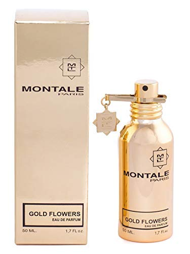 100% Authentic MONTALE GOLD FLOWERS Eau de Perfume 50ml Made in France
