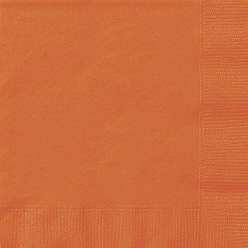 ,5 cm, Papier, Orange, 20er-Packung (Halloween-themed Fundraiser)
