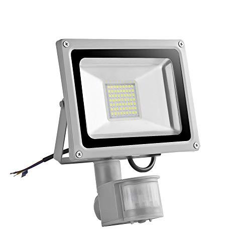 tequem Color Blanco Frío/Blanco Cálido 10W 20W 30W 50W 100W LED SMD...