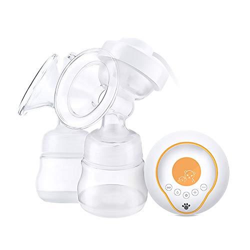 Lucky Big Head YY Massage Elektrische Doppelmilchpumpe Milchpumpe, Mutter- Und Kinderbedarf,Clear -