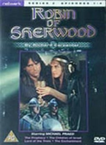 Robin Of Sherwood - Series 2 - Episodes 1 To 4