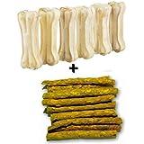 Pets Empire Dog Bone + Chicken Sticks ,200 Gms (3-Inch X 6 Pcs )