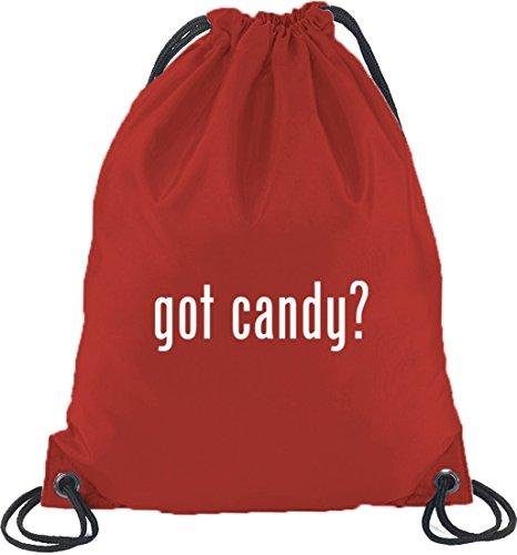Shirtstreet24, Halloween - Hai Delle Caramelle? Borsa Sportiva Borsa Sportiva Rossa