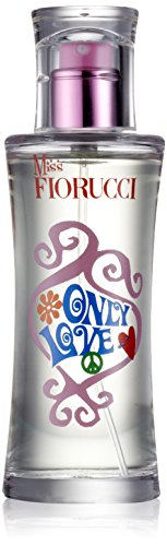 Miss Fiorucci, Eau de Toilette Only Love, 50 ml