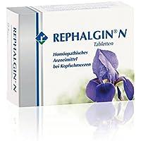 Rephalgin N, natürliches Mittel zur Behandlung von Kopfschmerzen; Spar-Set 3x100Stck preisvergleich bei billige-tabletten.eu