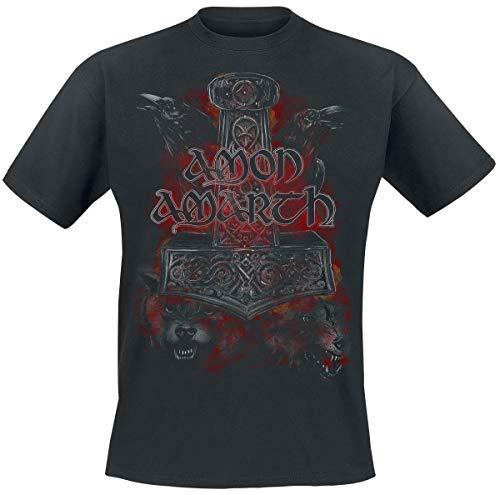 ed164bbbc52d8 Rammstein band logo logo tshirt the best Amazon price in SaveMoney.es