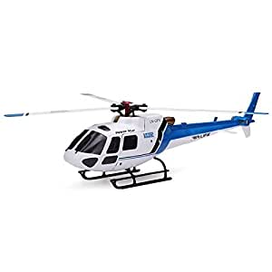 WLtoys V931 6CH Brushless AS350 échelle Flybarless RC Helicopter BNF