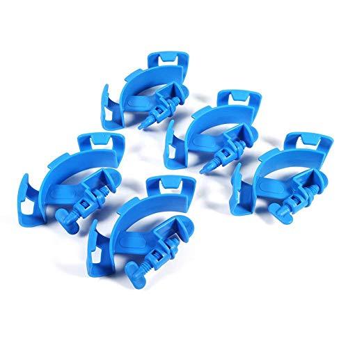 quarium Filtration Wasserrohr Filter Schlauchhalter Für Halterung Rohr Einstellbare Halterung passt die meisten Rohre Attaches mit Vice ()