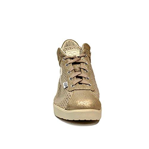 Rucoline 0226-82984 A DALIDA 1215 sneaker color argento nuova collezione primavera estate 2017 Oro