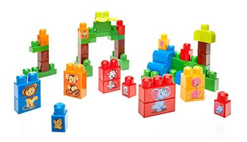 Mega Bloks dpy43-Juego Familias Animales