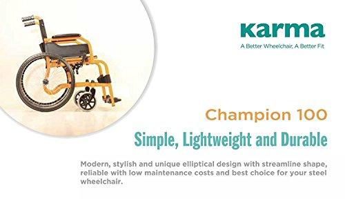 Karma Wheelchair Champion 100