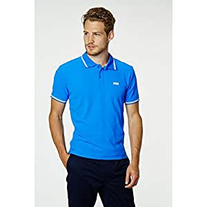 Helly Hansen Kos Polo Homme Racer Blue FR : XXL (Taille Fabricant : 2XL)