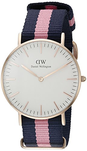 Daniel-Wellington-Womens-Quartz-Watch-Classic-Winchester-Lady-0505DW-with-Plastic-Strap