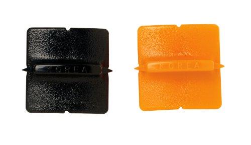 Fiskars gerade und Punktezählung Stil G Papier Trimmer Ersatz Klingen, mehrfarbig, 2Stück