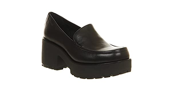 ed3c849f1170 Vagabond Dioon Loafer Black Leather - 8 UK  Amazon.co.uk  Shoes   Bags