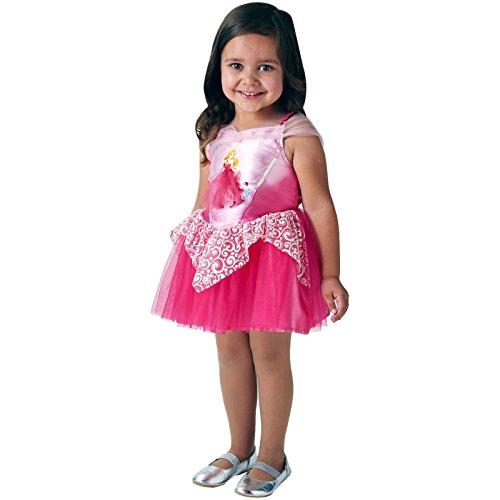 öschen - Ballerina Märchen Prinzessin Kostüm Kinder Mädchen (Aurora Ballerina Kind Kostüme)