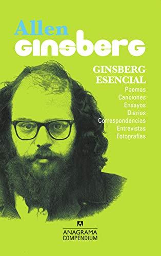 Ginsberg esencial (COMPENDIUM) por Allen Ginsberg