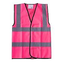 Pink Hi Vis Hi Viz Safety Vests Waistcoats, Work Wear & Events, Bulk Discounts, Brook Hi Vis.