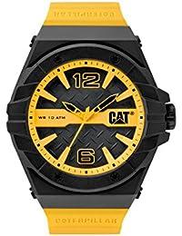 CAT WATCHES Men's LC11127137 Spirit Analog Display Quartz Yellow Watch